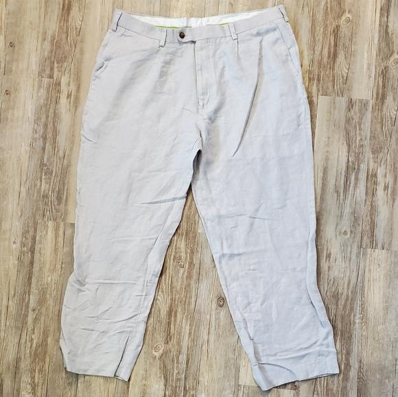 Cubavera linen pants
